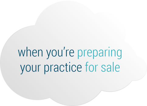 Cloud-Based Dental Practice Management Software for Preparing to Sell Practice